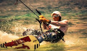 kite surf gili air