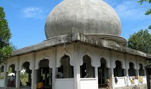 mosque gili meno