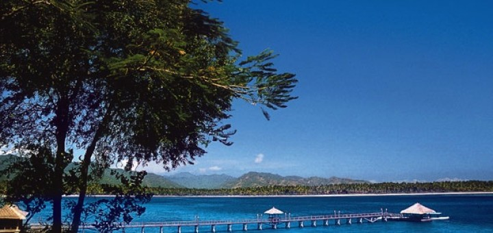 best Lombok hotels Gili islands