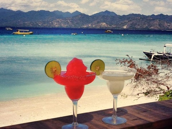 scallywags resort gili trawangan