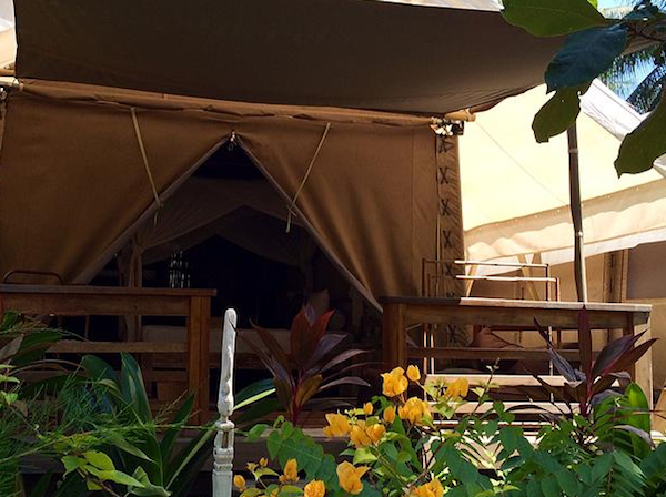 La Cocoteraie Ecolodge accomodation gili T