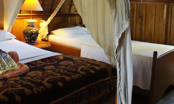 Sejuk Cottages Gili Air accommodation