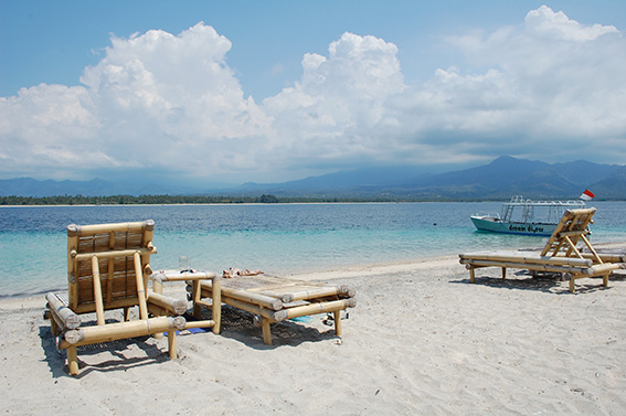 Star Bar Bungalows Gili Air accommodation