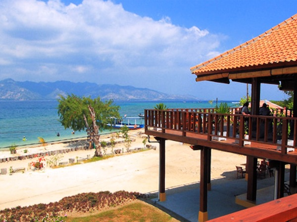 Villa Karang Gili Air accommodation