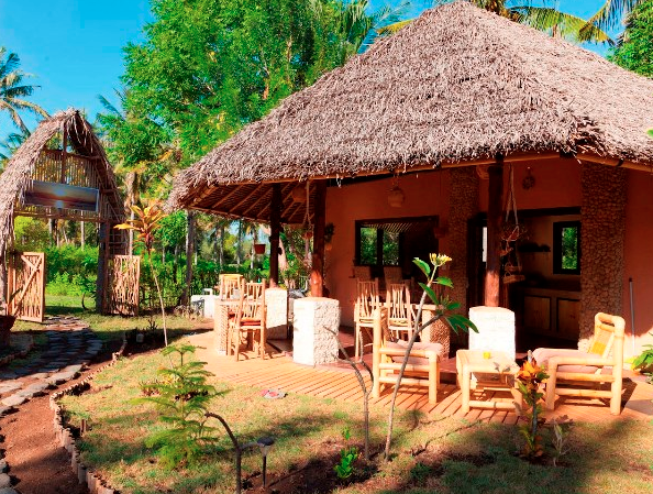 gili meno bungalows accommodation