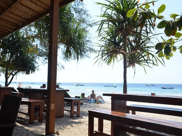 good heart resort gili trawangan accommodation