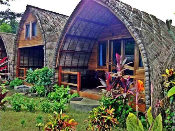 lumbung cottage gili trawangan accommodation