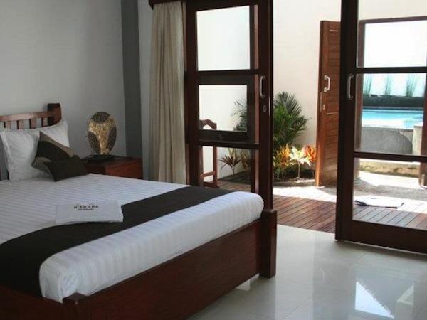 nirwana guesthouse gili trawangan