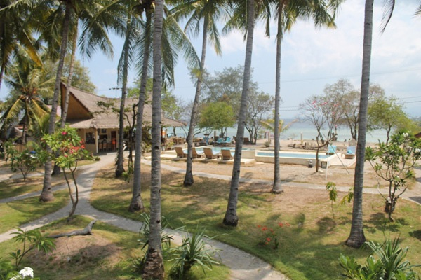 Satu Tiga Resort, Gili Air accommodation