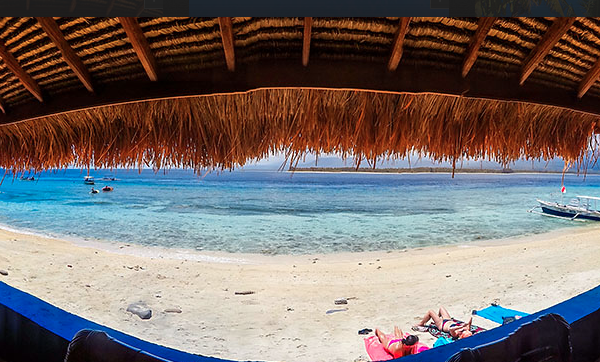 sunrise resort gili air accommodation